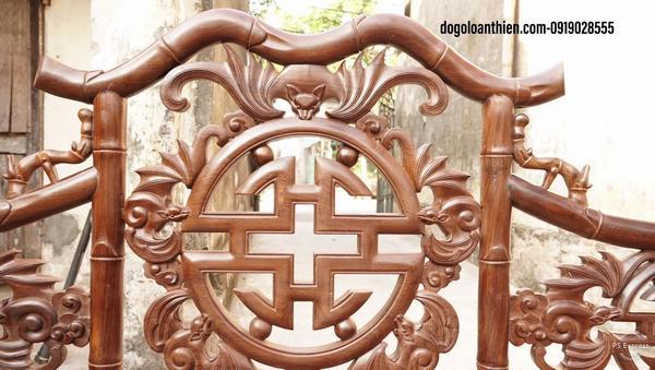 trường kỷ gỗ gụ Quảng Bình