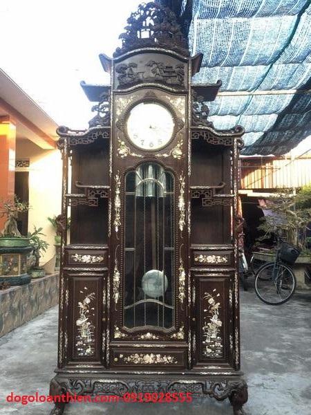đồng hồ tủ