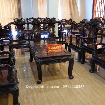 Bàn ghế Minh quốc