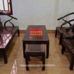 Bàn ghế Minh lùn
